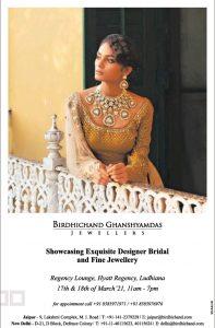 Birdhichand Ghanshyamdas Ad