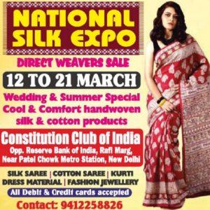 National Silk Expo Ad